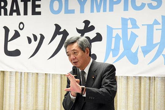 空手道推進議員連盟 第5回総会を開催 – 公益財団法人 全日本空手道連盟