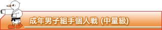 成年男子組手個人戦 (中量級)