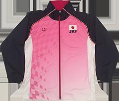 JKFジャージ(ピンク)表