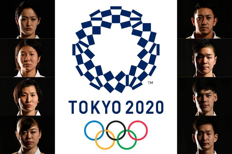 東京2020オリンピック 出場権確定選手を発表