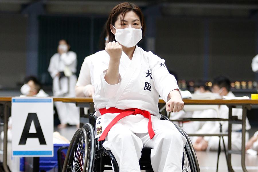 「第17回全日本障がい者空手道競技大会」を開催